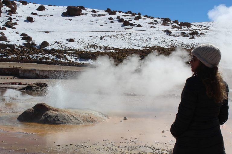 San Pedro de Atacama, San Pedro de Atacama, Trekana